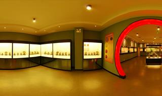 Panoramic view of Geological Science Museum
