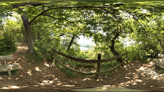 Virtual Landscaping Upload Picture : Ausichtspunkt b?rgwald natural landscape panoramic image
