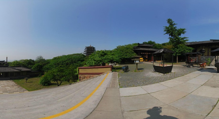 Virtual Landscaping Upload Picture : Virtual tour of wuxi three kingdoms city natural landscape