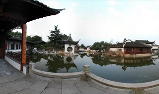 Jingsi Garden 360 panoramic view