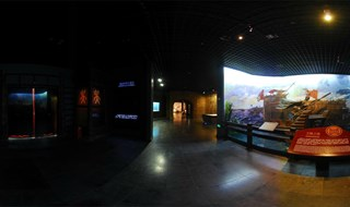 hong mountain ruins museum Virtual panorama