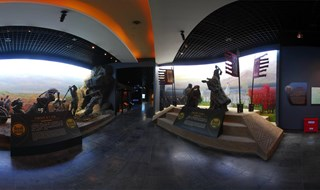 hong mountain ruins museum Virtual view