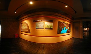 hong mountain ruins museum 360 tour