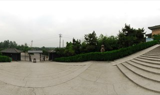 Hanlin yuan 360 panoramic photo