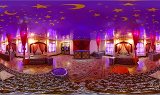 Traditional Restaurants of Simorgh Reception Hall