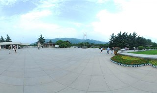 Museum of Qin Terracotta 360 degree panorama