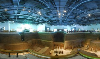Museum of Qin Terracotta 360 degree view