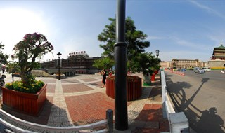 Drum Tower 360 panoramic photo