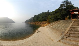 Xin An Jiang Gap 360 panoramic photo