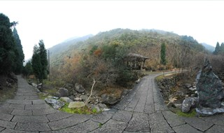 Xin An Jiang Gap 360 panorama
