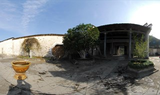 Xidi Village 360 panoramic photo