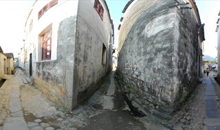 Nanping village 360 degree view