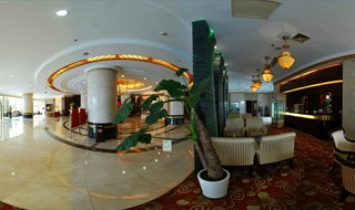 Huanghe Grand Hotel 360 virtual panorama