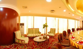 Huanghe Grand Hotel 360 degree travel