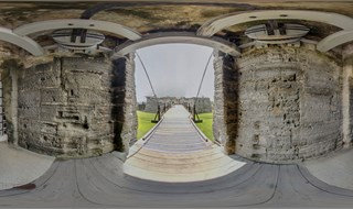 Castillo de San Marcos(drawbridge)