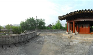 Upper River during Qing Ming Festival 360 virtual