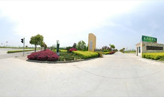 360 tourpano of Zhuanghang Ecological Agricultural