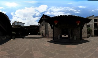 Fenghuang Ancient City Museum 360 virtual panorama