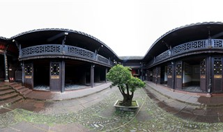 Yang Ancestral Memorial 360 degree travel