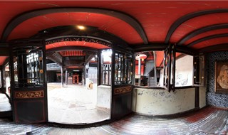 Yang Ancestral Memorial 360 degree photo