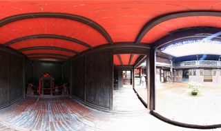 Yang Ancestral Memorial 360 panoramic view
