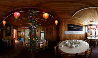 Local Restaurant 360 panoramic photo
