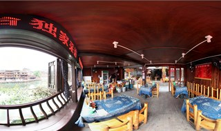 Miaoling Rice Noodle Restaurant 360 panoramic phot