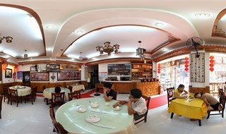 Panoramic view of Fenghuang Gourmet Restaurant