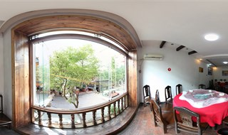 Fenghuang Old Restaurant Panoramic view