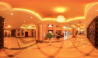 Plaza Royale in Tibet 360 virtual travel