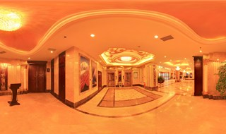 Plaza Royale in Tibet 360 degree travel
