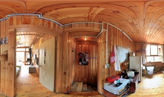 Gutong Hostel 360 panoramic photo