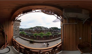 Jiang An Inn 360 panoramic image
