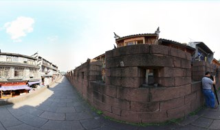East Gate to North Gate Wall 360 virtual travel