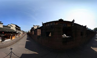 East Gate to North Gate Wall 360 degree photo