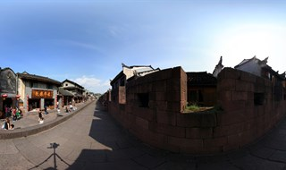 East Gate to North Gate Wall 360 tour