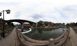 Virtual view of From Ting Bridge to Fenghuang Second Bridge