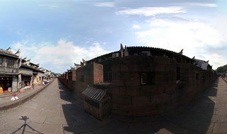 East Gate to North Gate Wall 360 view