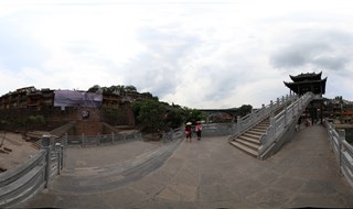 360 degree view of From Ting Bridge to Fenghuang Second Bridge