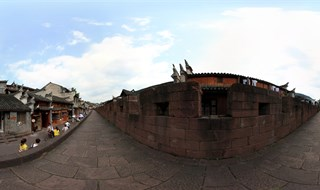 East Gate to North Gate Wall 360 VRpanorama