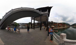 360 tour of From Ting Bridge to Fenghuang Second Bridge