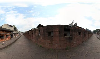 East Gate to North Gate Wall 360 VRpano