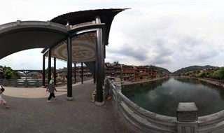 virtual tour of From Ting Bridge to Fenghuang Second Bridge