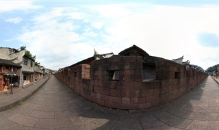 East Gate to North Gate Wall 360 panoVR