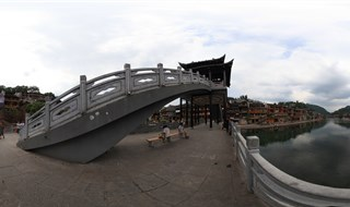 360 virtual tour of From Ting Bridge to Fenghuang Second Bridge
