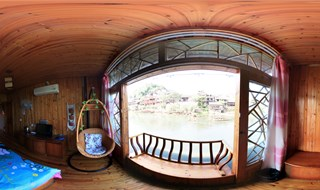 Xiao Cheng Ju Hostel 360 panoramic photo