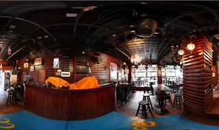 22 Street bar 360 panoramic photo
