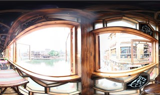 Yueliang Zhishang bar 360 panoramic photo