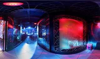360 panoramic view of Phoenix city bar