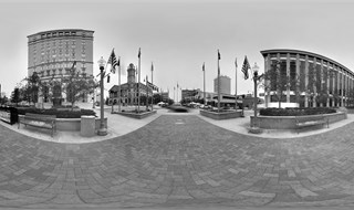 Central Plaza, Canton, Ohio